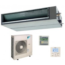 Built in DC Ducted - Seasonal Classic Inverter FBQ / RZQSG (Single Phase)