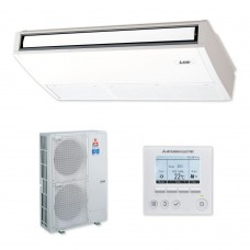 Triple System Ceiling Suspended - Mr Slim PCA-RP Power Inverter Heat Pump (Single Phase)