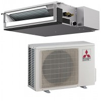 Mitsubishi Electric SEZ-KD Inverter Heat Pump