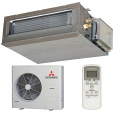 FDU Ducted High Static Inverter (1-Phase)