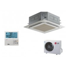 LG Ceiling Cassette Standard Inverter Heat Pump CT24/UT30/UT36