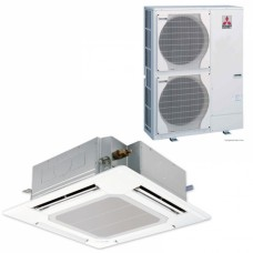Triple System Cassette - Mr Slim PLA-RP Standard Inverter Heat Pump (Three Phase)