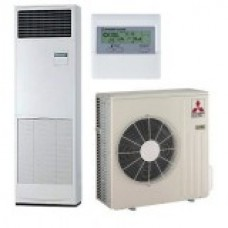 Triple System Floor Standing - Mr Slim PSA-RP Power Inverter Heat Pump (Three Phase)